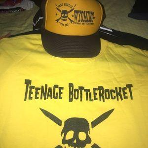 Other - Punk: teenage bottlerockets t-shirt